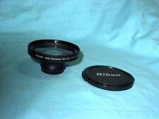 Nikon   Wide  Converter   WC-63   0,63 X