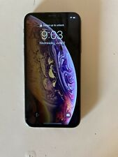 IPHONE XS MAX 256 GB IN Rose Gold 256 GB. (AT&T) Had 3 Months See Below.
