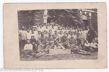 Foto AK gruppi immagine in Belloy nord della Francia 1915