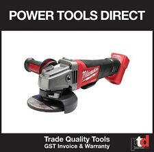 BRAND NEW MILWAUKEE 18V CORDLESS FUEL M18 CAG125 XPD 125MM ANGLE GRINDER