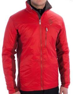 NWT BLACK DIAMOND Access Hybrid Primaloft & Jacket Mens Sz XL Red