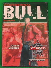PBR Professional Bull Riding Justin Mcbride Reign of a King DVD