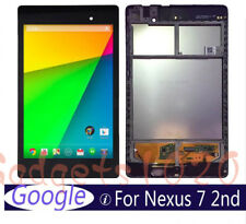 For Asus Nexus 7 2nd Gen 2013 K008 K009 LCD Screen Display Touch Digitizer Frame