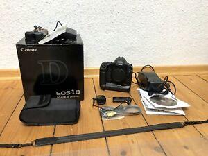 Canon EOS-1D Mark II (232999) OVP + umfangreiches Zubehörpaket