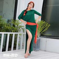Baladi Dancewear 4pcs full set Dress Belly Dance Costumes Egypt National Style