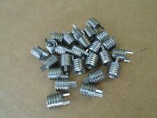 LOT OF 25 EA NOS THREADED INSERT WITH VARIOUS APPLICATIONS  P/N: MS51830-201