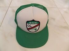 BMC Badger Mining Corporation Trucker Baseball Snapback Cap Hat