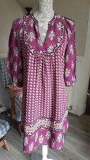 Monsoon Short Tunic Dress Size 10 -12