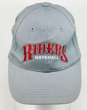 Roughriders Riders Baseball Adjustable Hat (h4)
