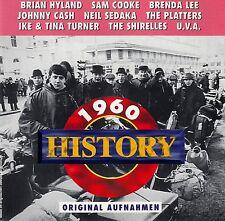 HISTORY 1960 / CD (BMG ARIOLA 1996) - TOP-ZUSTAND