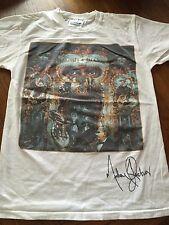 Michael Jackson Dangerous Album Cover Graphic T-shirt Size S
