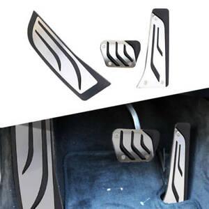 RHD Footrest Brake Gas Pedal Cover For BMW F20/F21/F22/F23/F30/F31/F34/F32/F33 S