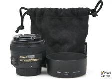 Nikon 50mm f/1.4 AF-S G Nikkor Standard prime lens - Near MINT! 536613