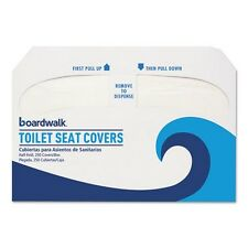 Premium Half-Fold Toilet Seat Covers 250 Covers/sleeve 20 Sleeves/carton NEW