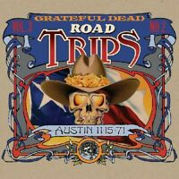 The Grateful Dead - Road Trips Vol. 3 No. 2--austin 11-15-71 [New CD]