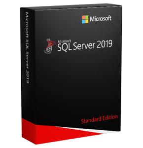Microsoft SQL Server 2019 Standard 64-bit Original