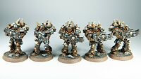 Chaos Star Knight / Warhammer 40k Proxy Chaos Space Marines Tactical Squad
