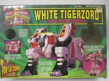 Bandai Power Rangers White Tigerzord w/Box #2271