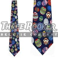 Egg Ties Easter Necktie Mens Holiday Neck Tie NWT