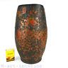 Fat Lava Vase HK Trenck Keramik Ruscha Era Design Mid Century 50er 60er vintage