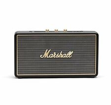 Altavoz Marshall Stockwell negro Bluetooth