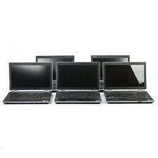 Lot of 5 Dell Latitude E6520 Laptop i7 Min 2.70GHz 4GB RAM - No HDD No OS No Bat