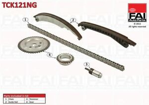 FAI TIMING CHAIN GEAR KIT FOR Mini Cooper 1.6L DOHC 16V R50 R52 R53