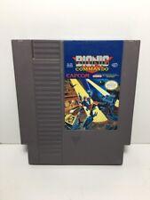BIONIC COMMANDO -- NES Nintendo Original Game CLEAN TESTED GUARANTEED