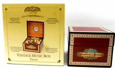 Gold Label Collection Vintage Music Box Train (75th Anniversary) - Boxed - W20