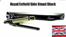 BRAND NEW ROYAL ENFIELD SPARE PARTS MOTORCYCLE BULLET BIKE SIDE STAND - BLACK