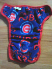 4ward Thinking-Chicago Cubs Cloth Diaper Pul Plastic snap Pants Photo Prop Cover