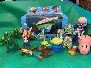 Original Vintage Toy Story Toys RC Free Wheel Buggy Original 1995 Thinkway Boxed