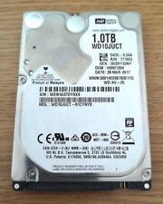 "Western Digtal WD10JUCT 1TB 2.5"" Internal Laptop PS3 PS4 Hard Drive HDD FREE P&P"
