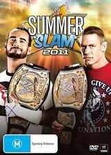 WWE - SummerSlam 2011 (DVD, 2011) - Region 4
