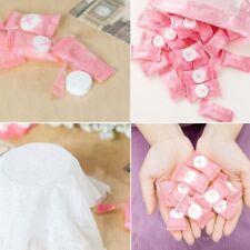 10X Mini Handtuch Baumwolle Komprimierte Handtücher Einweg Magic Zauberhandtuch