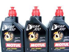 Motul Gear 300 SAE 75W90 3Liter Getriebeöl vollsynthetisch Schaltgetriebe Öl