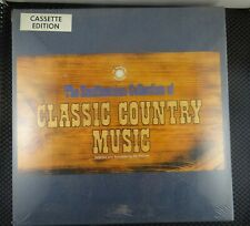 The Smithsonian Collection Of Classic Country Music (Cassette Edition) RC025