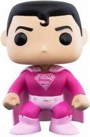 Funko Heroes - Conciencia sobre el Cáncer de Mama Superman Pop! Vinilo Niños Toy