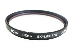 62mm HOYA Skylight 1B Filter - PERFECT