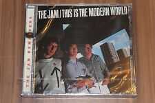 The Jam - This Is The Modern World (1997) (CD) (Polydor – 537 418-2) (Neu+OVP)