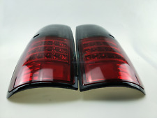 LED TailLights o Fit For 1991-1997 TOYOTA LAND CRUISER FJ82 LC80 For Lexus LX450