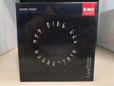 Richard Wagner Wolfgang Sawallisch Der Ring Des Nibelungen 14 Disc Complete #J3