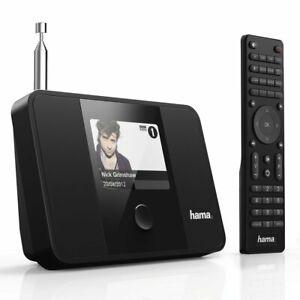 Hama DIT1000MBT digitaler Radio Tuner DAB+ FM Internettuner LAN WLAN Bluetooth