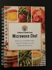 Microwave Chef: Quick, easy and healthy meals