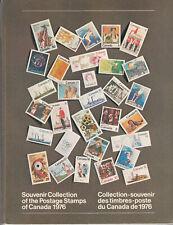"Canada Scott #19 Souvenir Book of 1976  ""Annual Collections"""