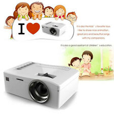 1080P HD LED MulitMedia Theater Cinema USB TV VGA SD HDMI Mini Projector lot