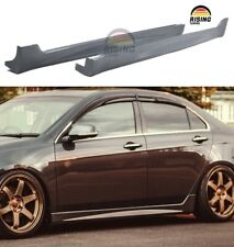 Side Skirts Modulo Style for Honda Accord 7 Acura TSX CL7 06-08 Body Kit Type-S