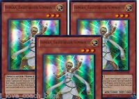 Lumina Lightsworn Summoner  RYMP Ultra X 3* RA YELLOW MEGA PACK YU-GI-HI! Mint