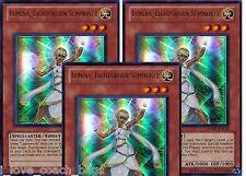 Lumina Lightsworn Summoner  RYMP Ultra X 3* RA YELLOW MEGA PACK YU-GI-HI! Mint