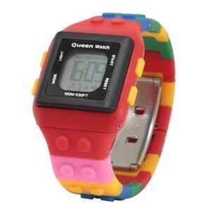 Moda Reloj QUEEN WATCH Multicolor Game Unisex - WA043